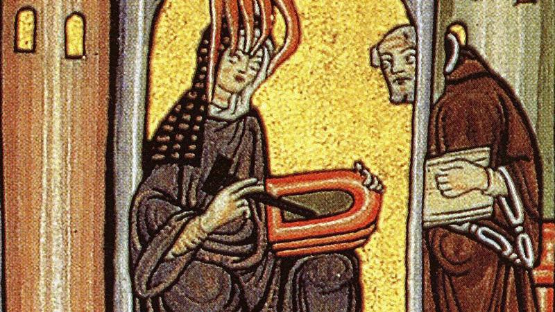 Hildegard vision fire